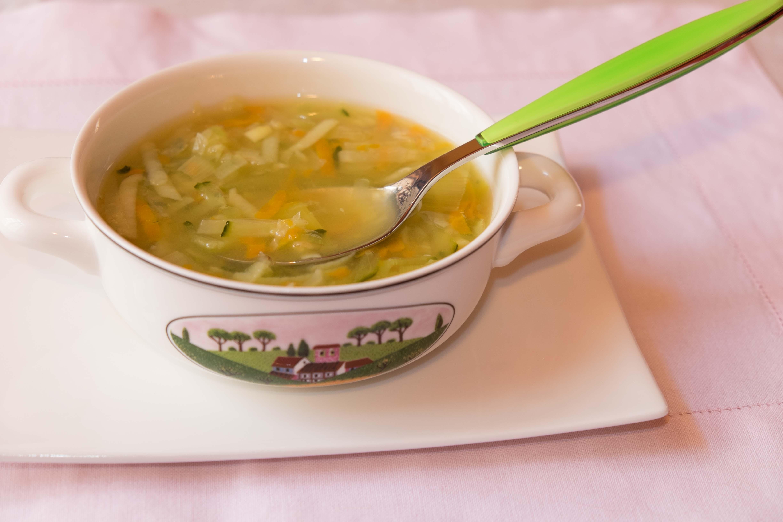Soupe Printanière