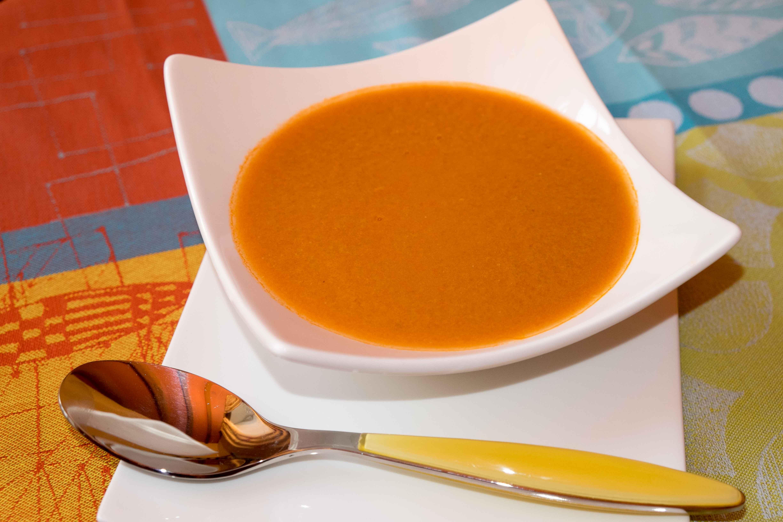 soupe de poisson express recettes pour le cook processor. Black Bedroom Furniture Sets. Home Design Ideas