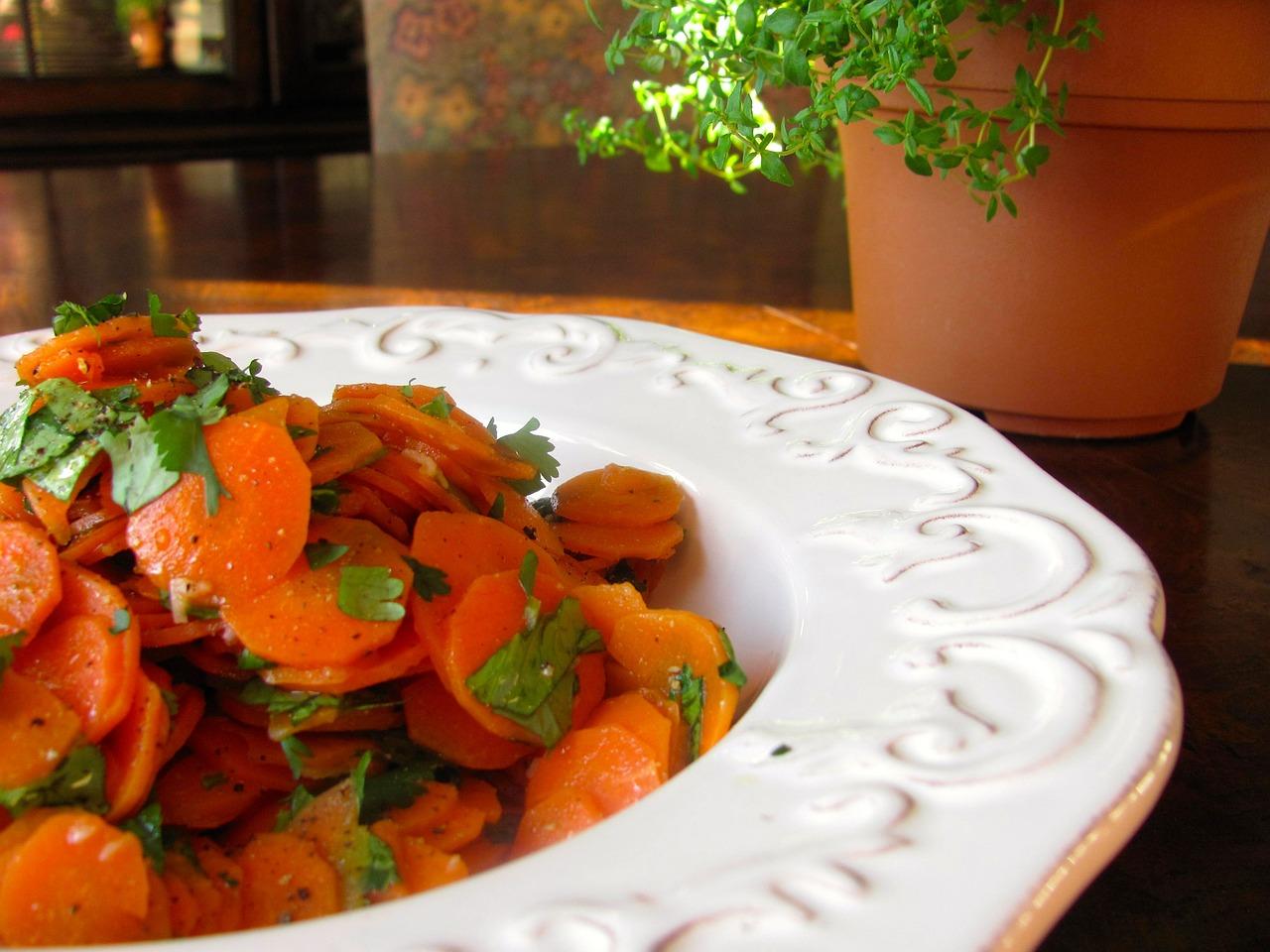 carottes vichy recettes pour le cook processor de kitchenaid. Black Bedroom Furniture Sets. Home Design Ideas