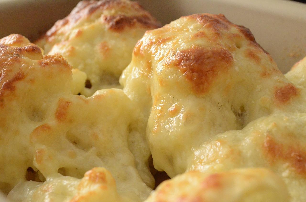 Gratin De Chou Fleur Recettes Pour Le Cook Processor De Kitchenaid
