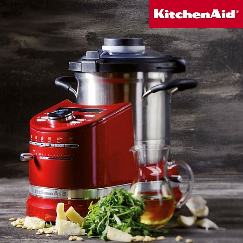 Nouveau couvercle Cook processor kitchenaid