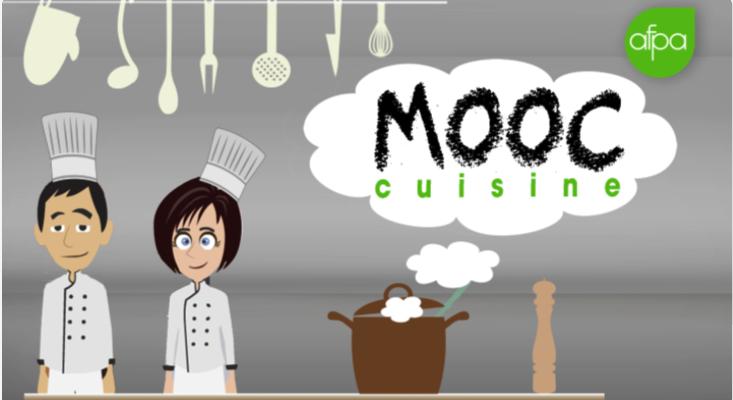 Une formation culinaire par des professionnels, en ligne et gratuitement