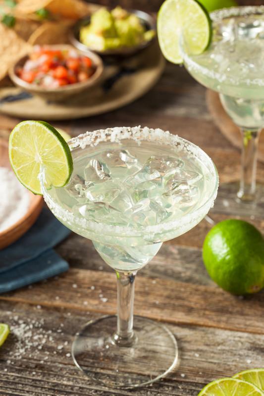 Cocktail Margarita au Cook Processor de KitchenAid