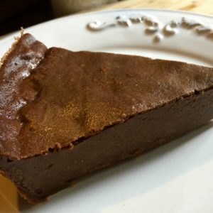Recette gateau au chocolat kitchenaid