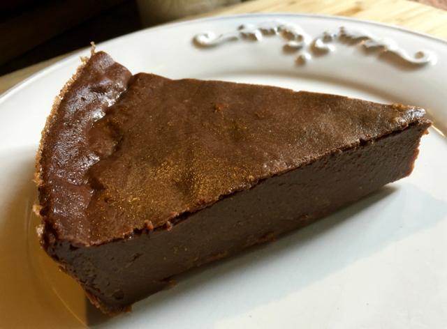 Flan Patissier au Chocolat Cook Processor KitchenAid