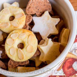 Petites couronnes au beurre au Cook Processor de KitchenAid