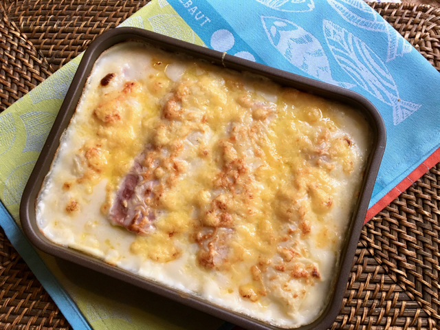 Poireaux Au Jambon Cook Processor KitchenAid