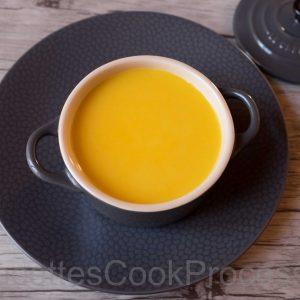 Velouté de Carottes et Celeri au Cook Procesor de KitchenAid