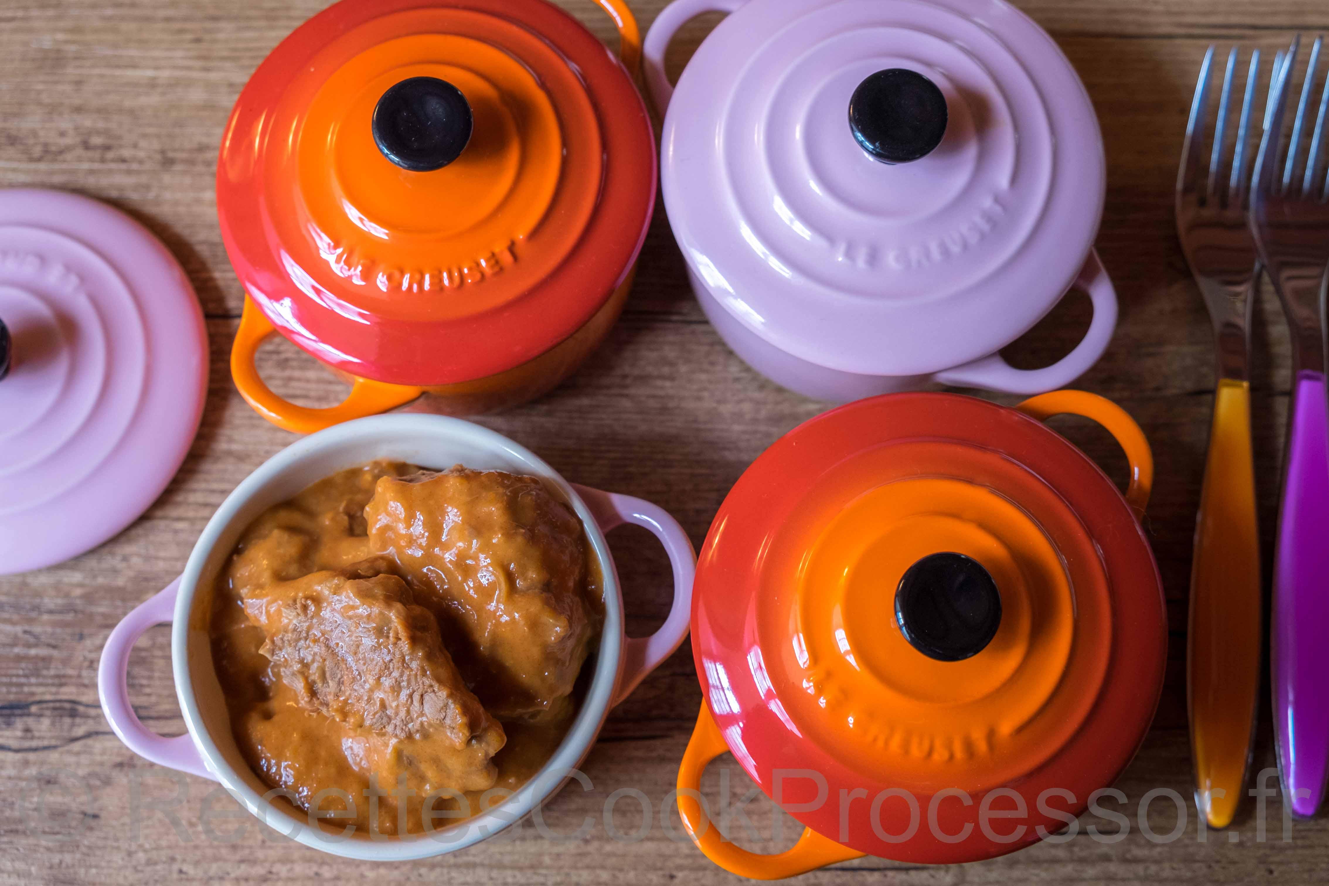 Goulash au Cook Processor de KitchenAid