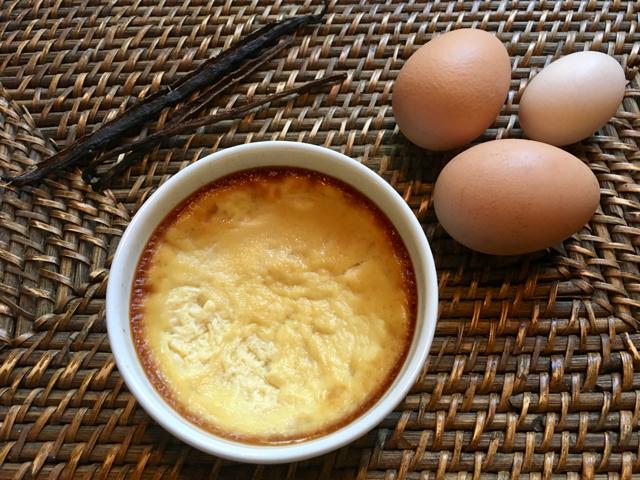 Oeufs au lait Cook processor KitchenAId