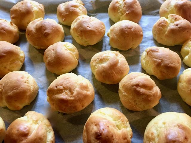 Pommes Dauphine au Cook Processor de KitchenAid