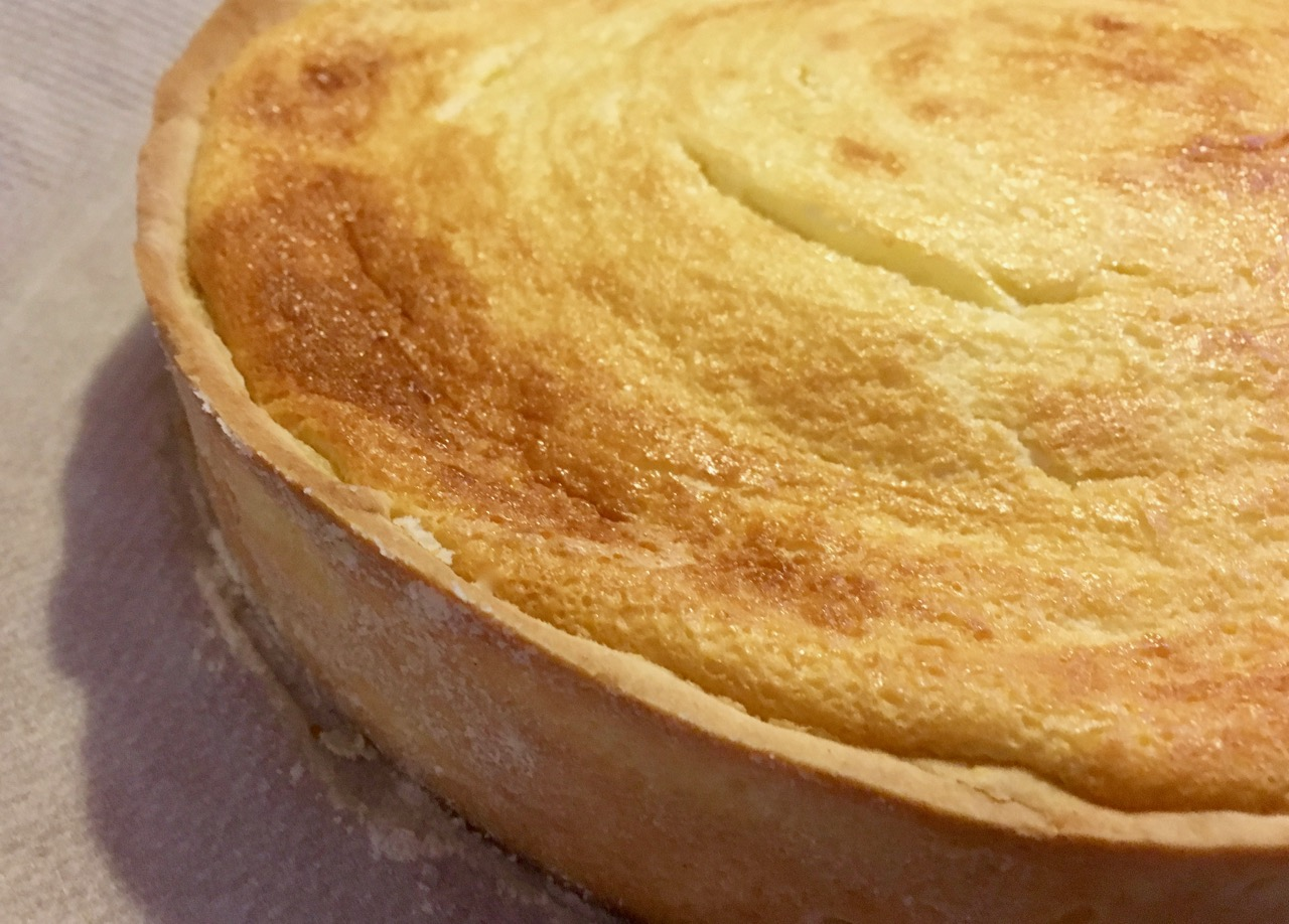 Tarte Au Fromage Blanc Recettes Pour Le Cook Processor De Kitchenaid
