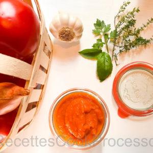 Coulis Tomate Cook Processor KitchenAid