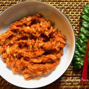 Côtes de blettes aux tomates