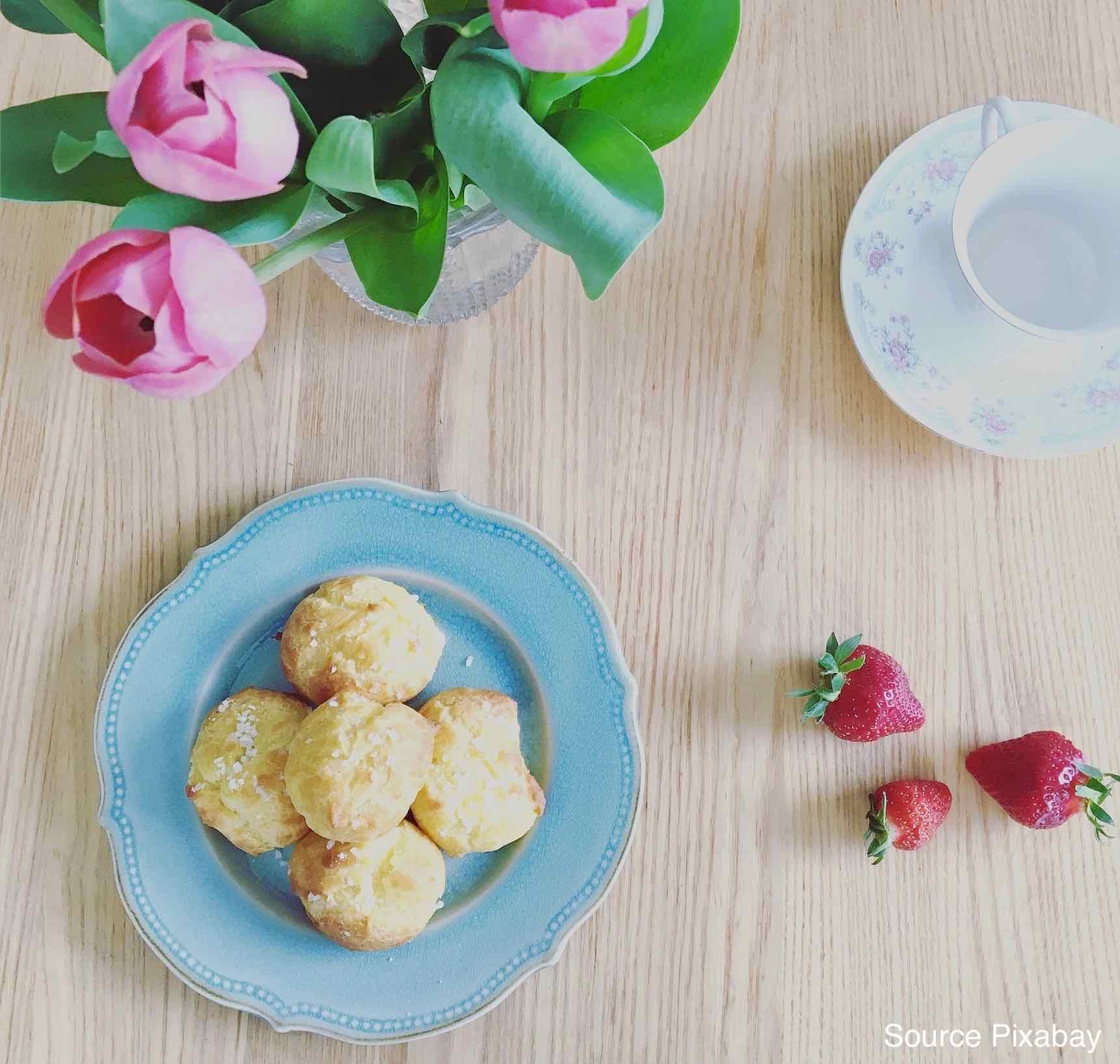 Chouquettes (par NathChocolat)